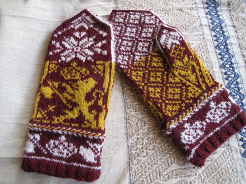 Scandinavian Knitting Patterns : free knitting pattern Ingebretsens Knits