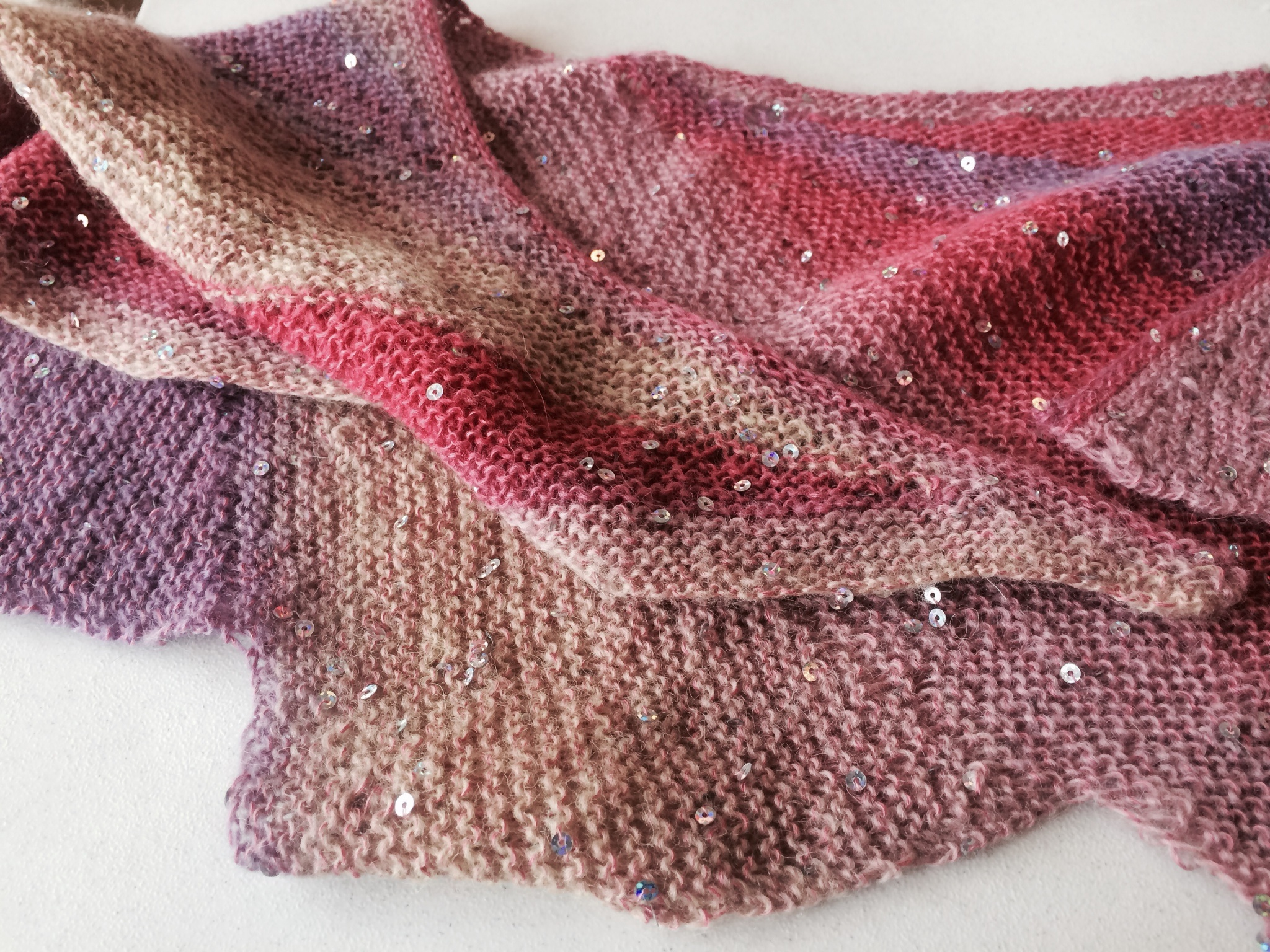 Summer Sparkles, and Joan Sparks a Trend – Ingebretsen\'s Knits